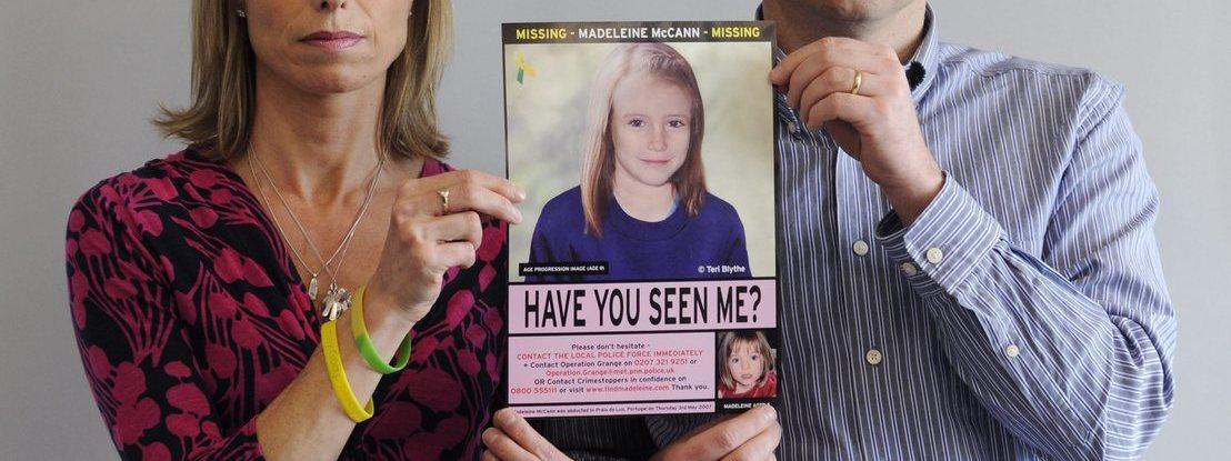 Homem a cumprir pena de prisão na Alemanha é o novo suspeito no desaparecimento de Madeleine McCann