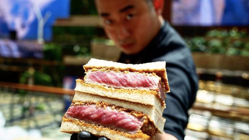 Esta sanduíche custa mais de 160 euros e é um sucesso entre as celebridades