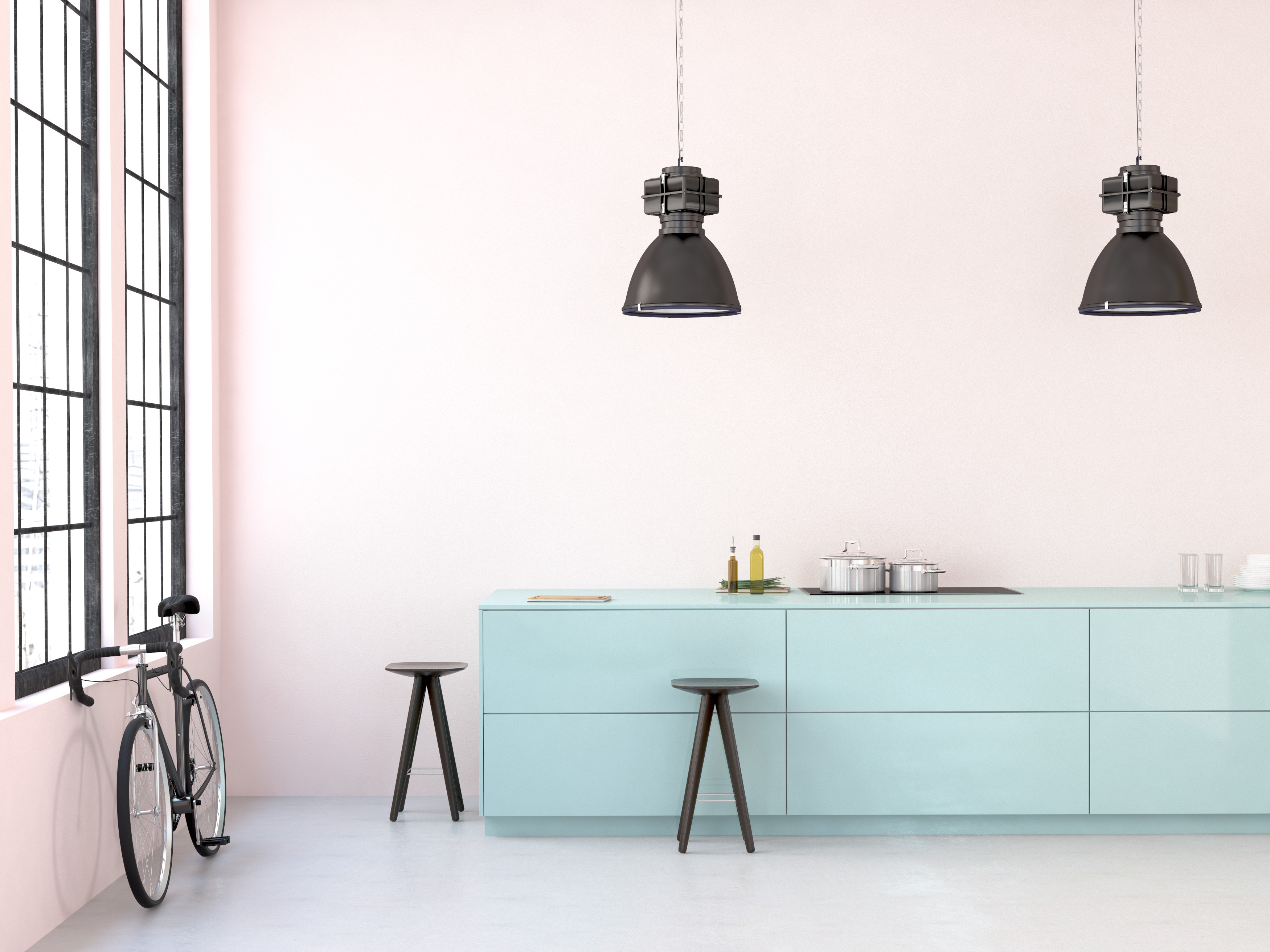 9 gestos para harmonizar a sua casa sapo lifestyle for Kleur muur