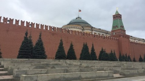 O regresso da Rússia