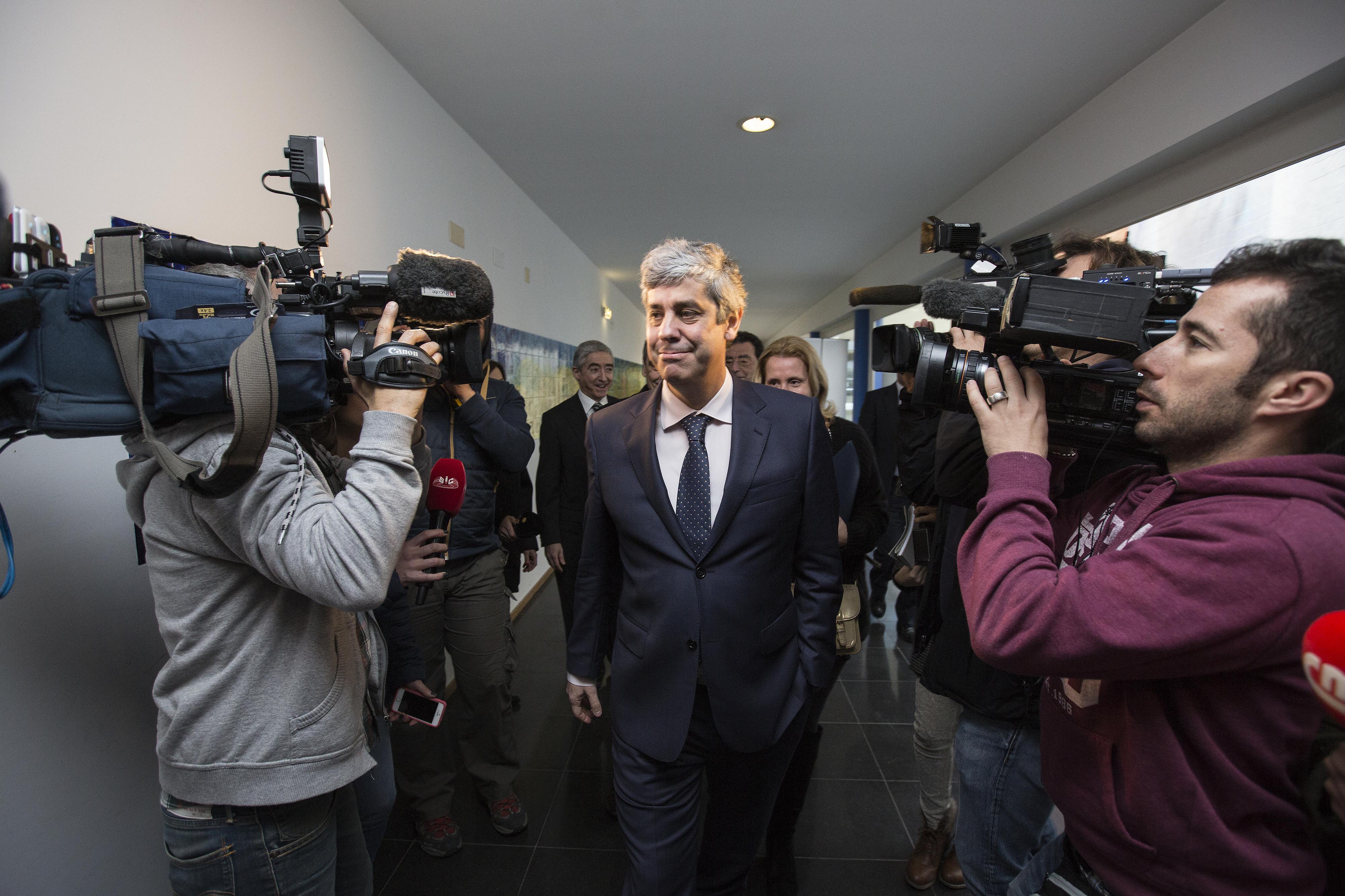 """Centeno garantiu em 2015 que """"é propósito deste Governo não utilizar mais dinheiro público na solução da banca em Portugal""""?"""