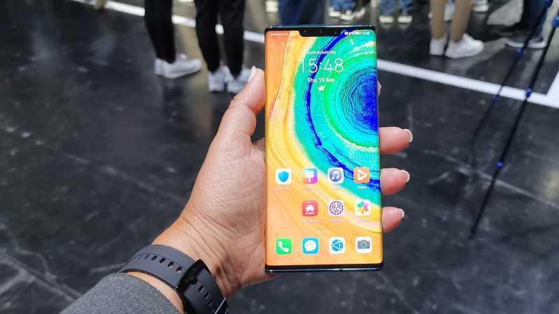 Huawei já lançou o Mate 30 e Mate 30 Pro mas ainda sem data para chegar ao mercado (e sem Google Services)