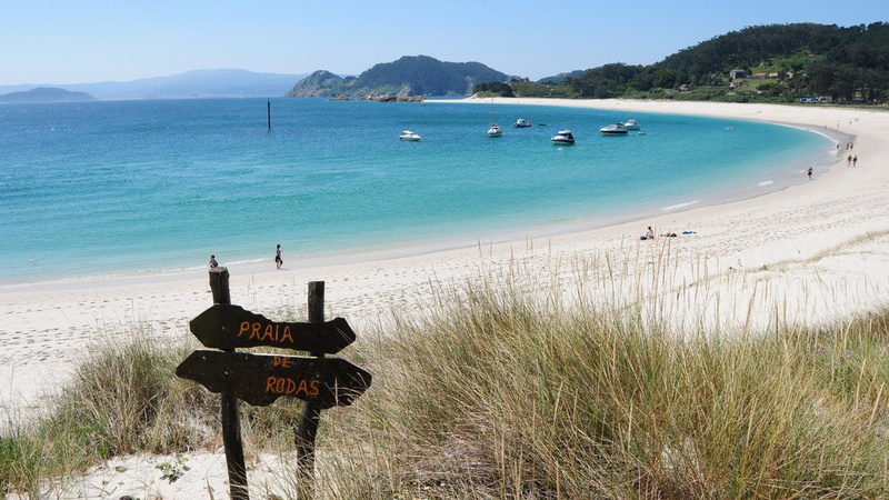Aqui tão perto. As dez praias mais bonitas da Galiza