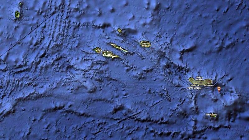 Vulcanólogo diz que uma nova ilha poderá surgir nos Açores