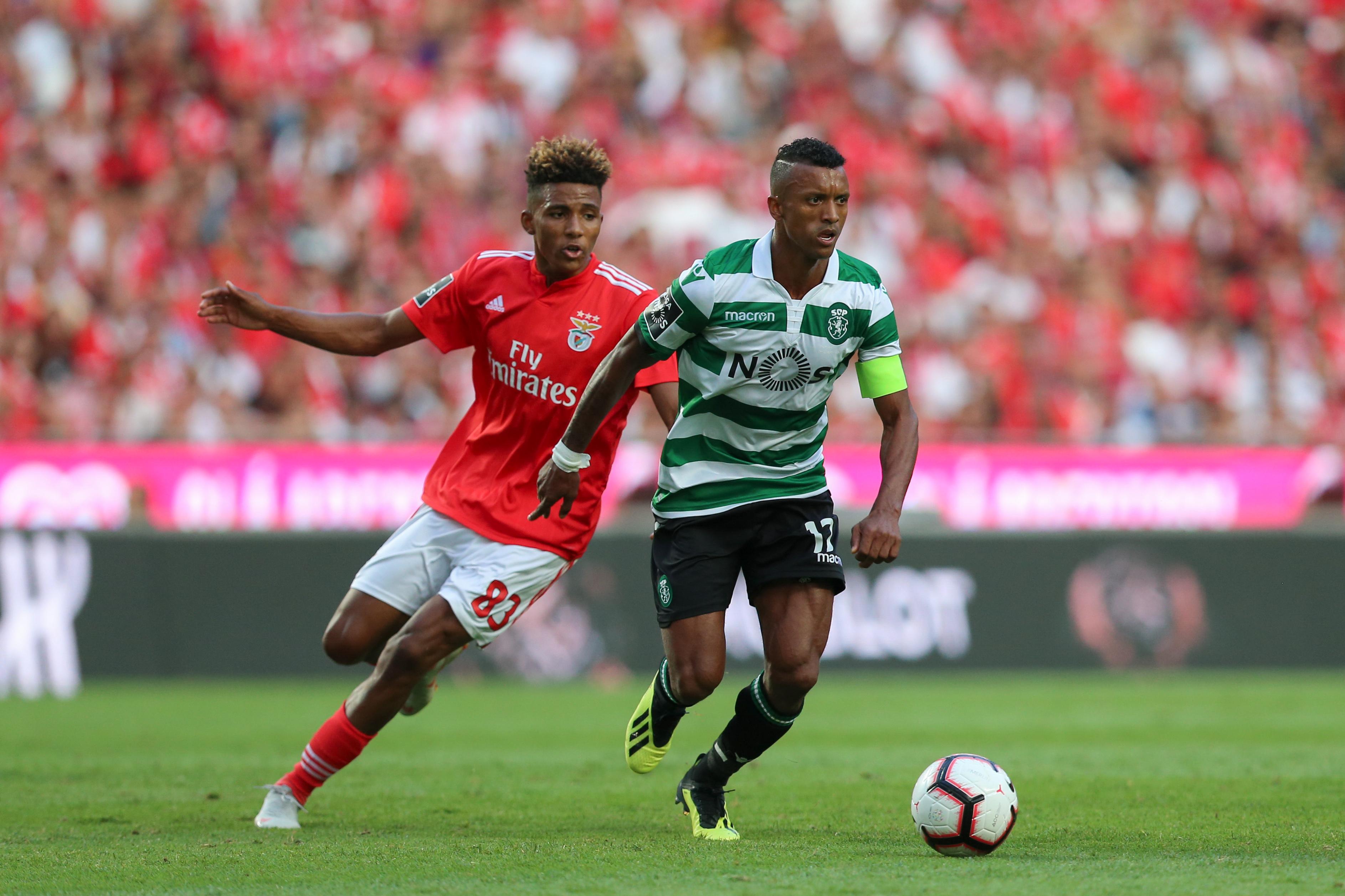 LE: Benfica perfeito nos 16 avos de final, Sporting com 50% de aproveitamento