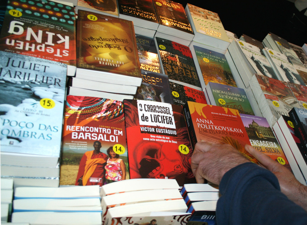 """Qual é a """"Livraria Preferida"""" dos portugueses? Todos podemos votar online"""