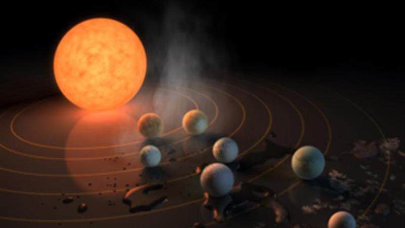Novo sistema planetário já tem site oficial (e posters)