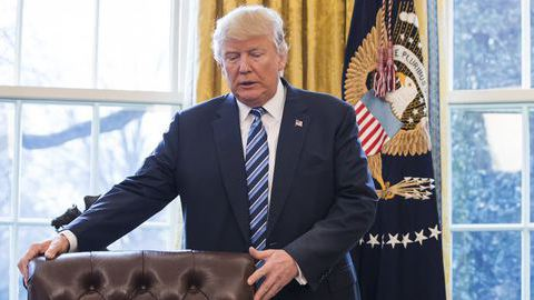 Jornalistas de nove meios de comunicação social barrados na Casa Branca
