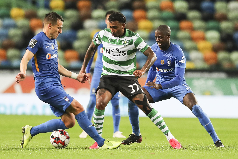 Everton dá 20 milhões por Wendel, Sporting quer 30