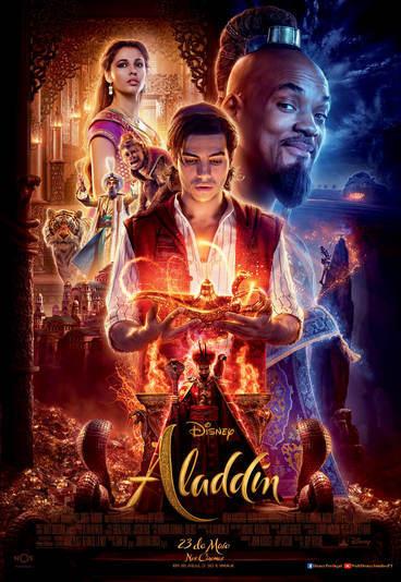 """""""Aladdin"""": ganhe convites para sessões especiais"""