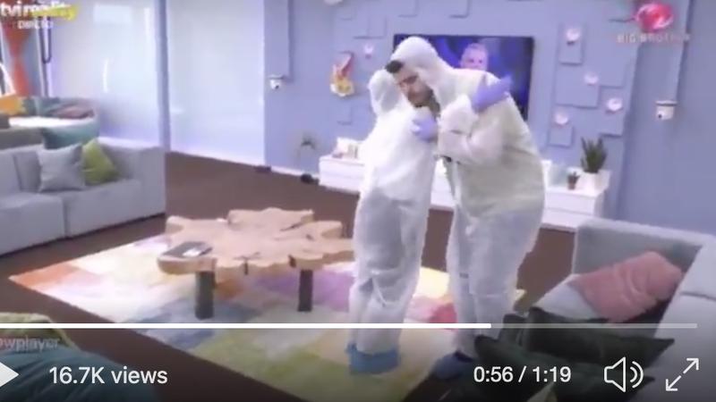 """Insólito: TVI mostra ensaios da produção dentro da casa do """"Big Brother"""""""