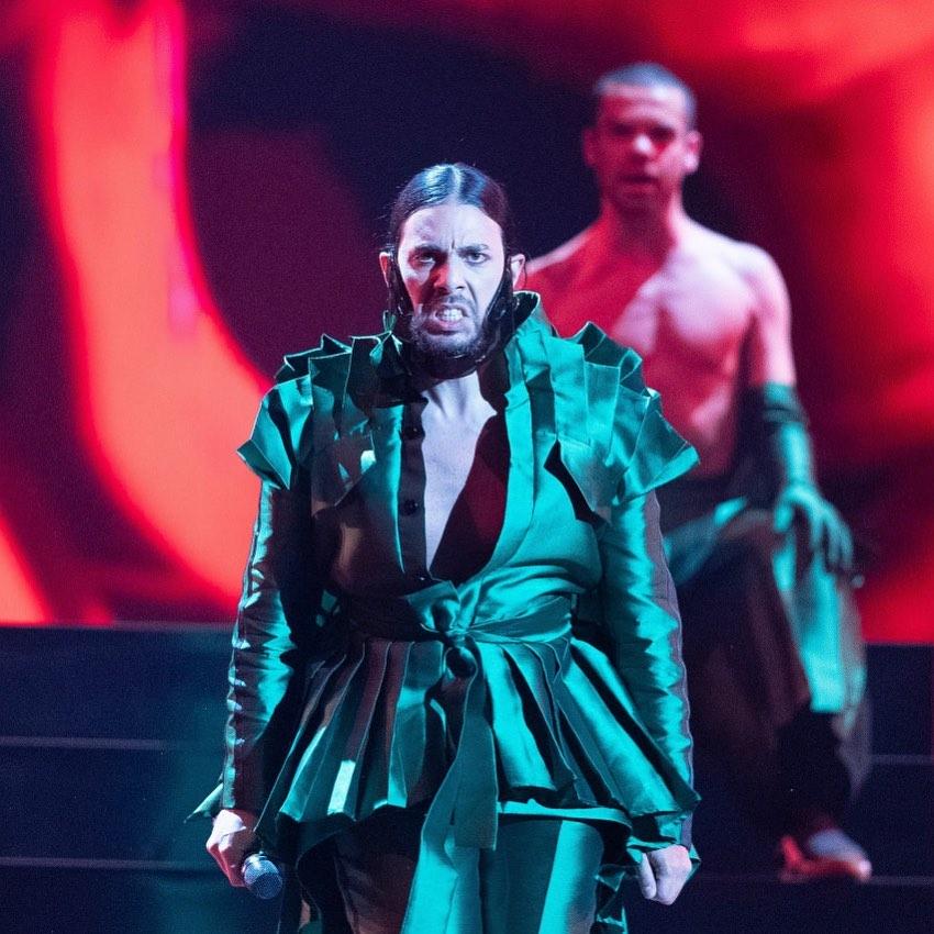 Todos os looks de Beleza da primeira semifinal da Eurovisão