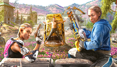 Viaje pelo mundo pós-apocalíptico de Far Cry: New Dawn