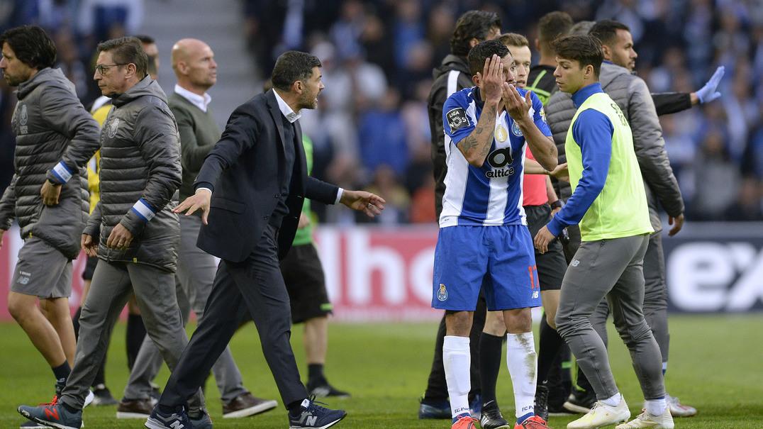 Conceição e Keizer respondem a cinco perguntas sobre a final da Taça