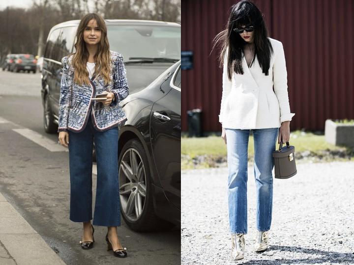 Como usar jeans num look casual chic Dicas e Tendências