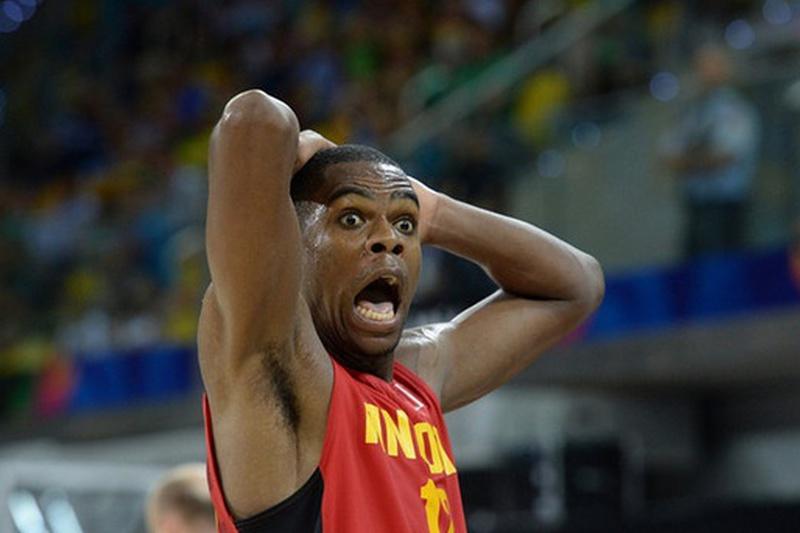 Angolano Yanick Moreira volta a não conseguir entrar na NBA