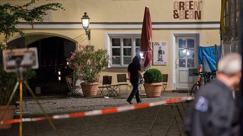 """""""Novo atentado"""" na Alemanha. Bombista era refugiado sírio com problemas psiquiátricos"""