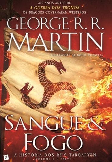 """Estamos a oferecer os 2 novos livros do autor da saga """"A Guerra dos Tronos"""""""