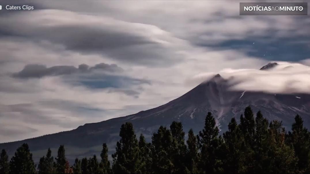 Veja algumas das mais incríveis timelapses da natureza