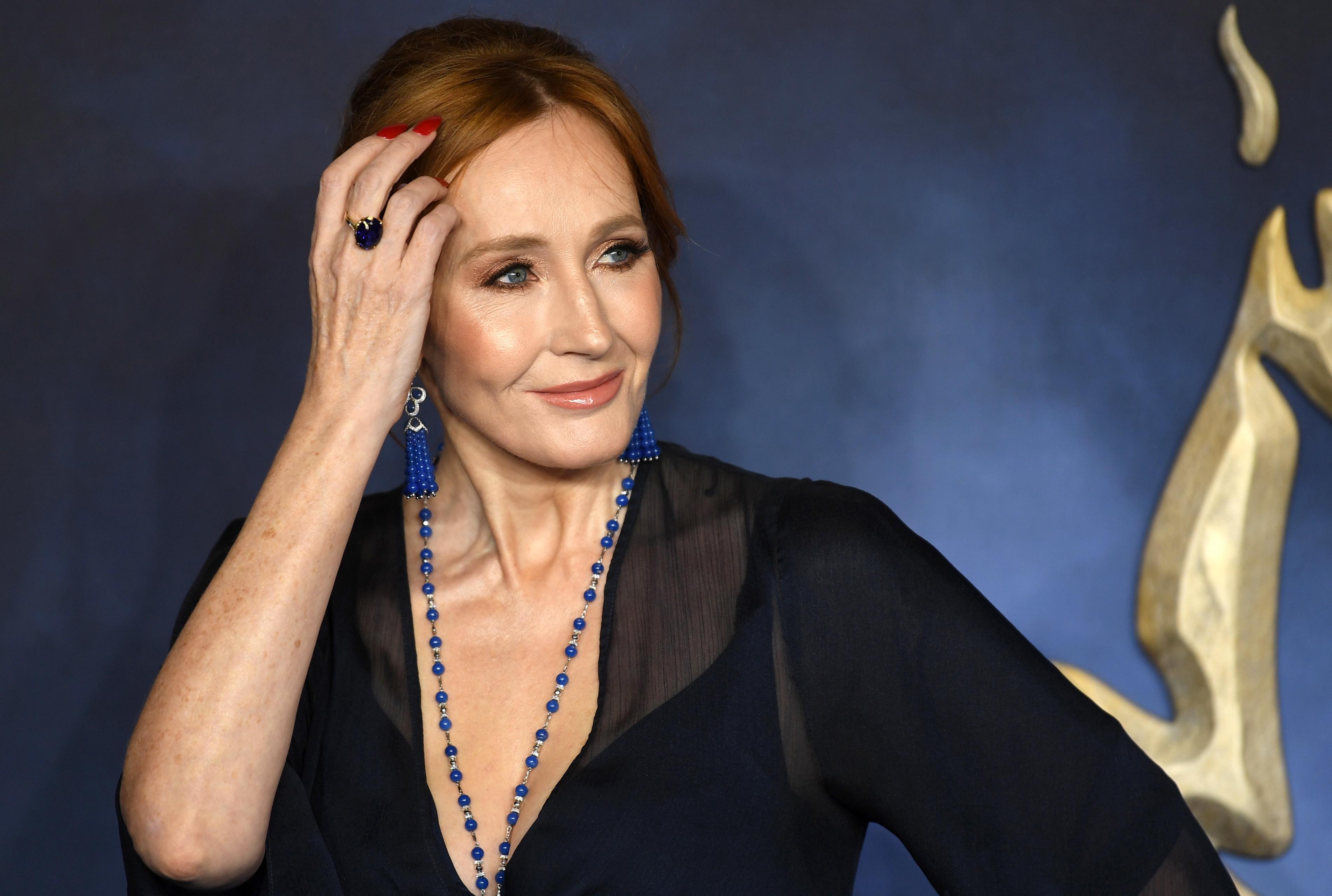 J.K. Rowling anuncia novo livro infantil a ser publicado gratuitamente 'online'