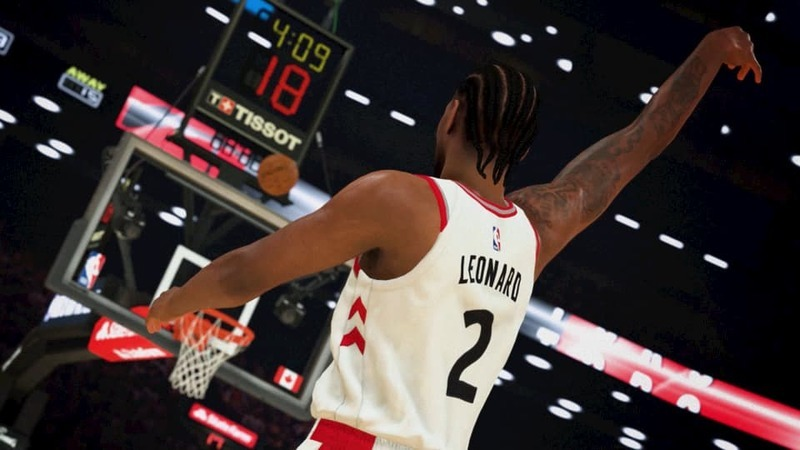 Revelados os melhores jogadores de NBA 2K20