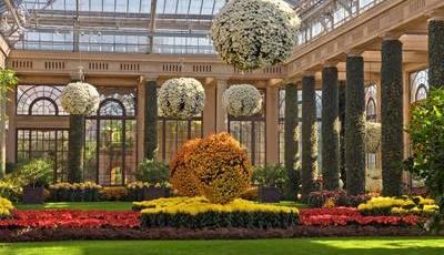 Os encantos de um dos maiores jardins botânicos dos EUA