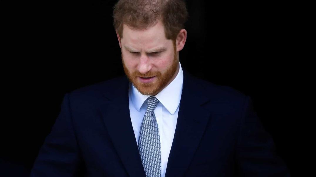 """""""Grande tristeza"""": Harry fala sobre a decisão de afastar-se dos deveres reais"""