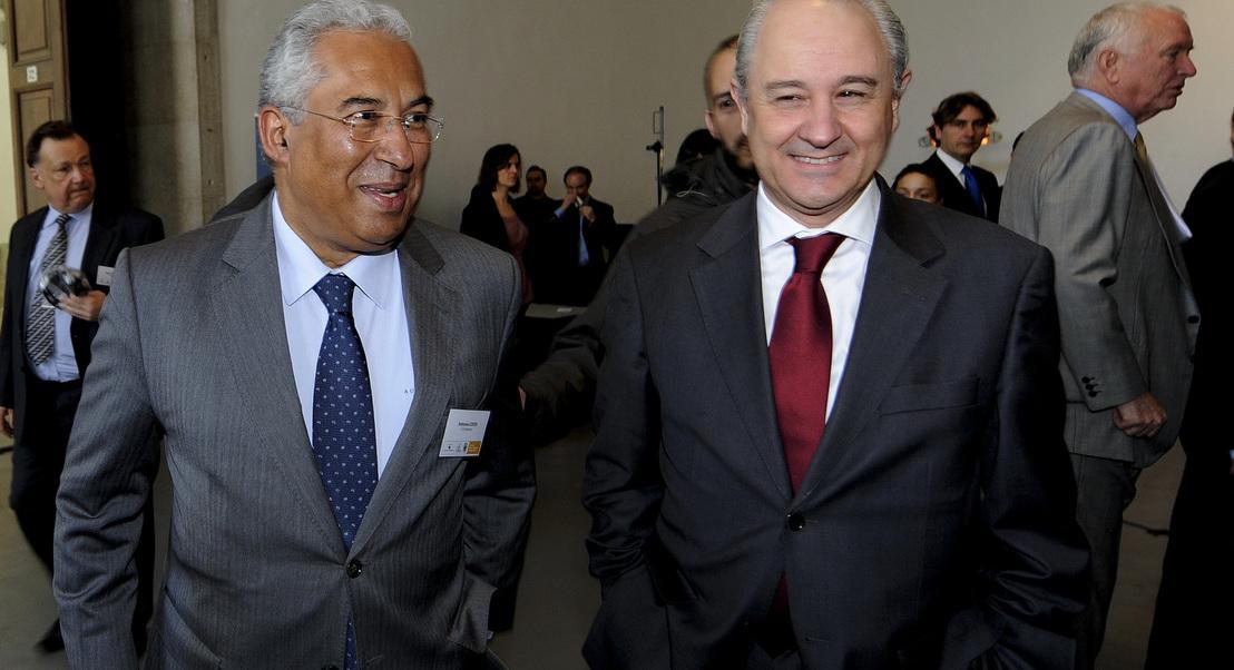 Frente a frente entre Costa e Rio envolveu riscos de indemnizações à ANA, emigração em série, impostos, saúde, justiça e educação