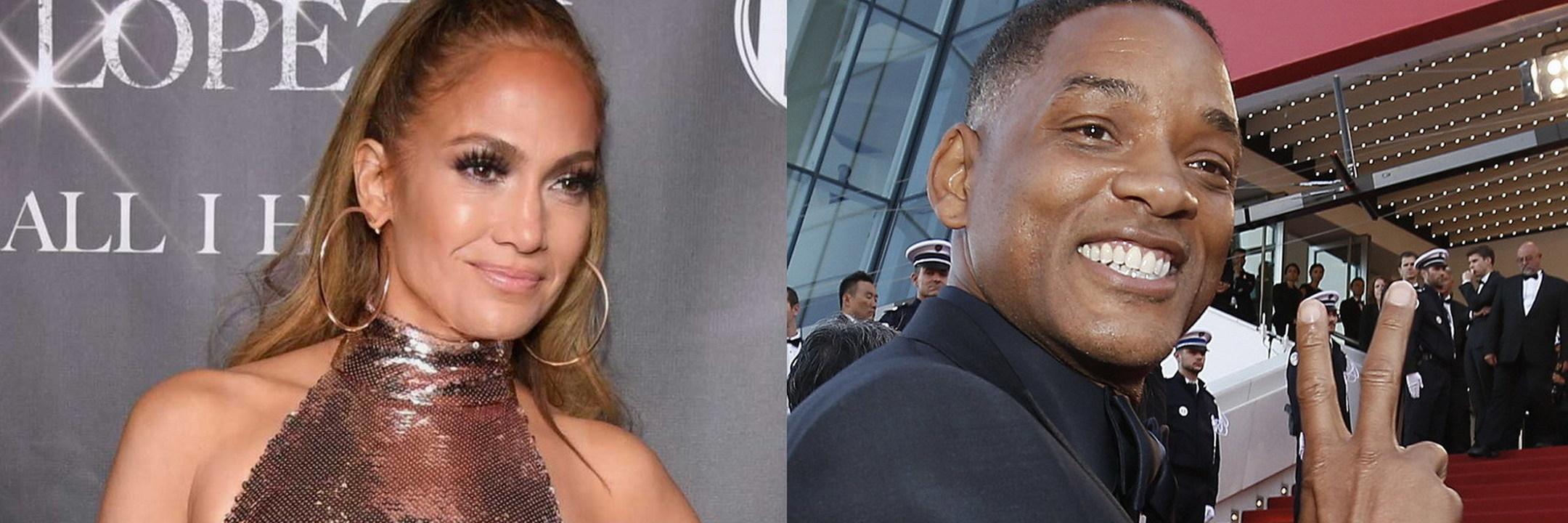 """""""Assim Nasce Uma Estrela"""" podia ter sido com Jennifer Lopez e Will Smith"""