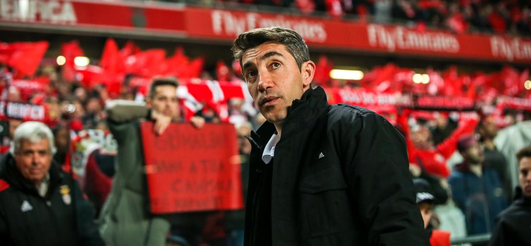 Oficial: Benfica renova com Bruno Lage