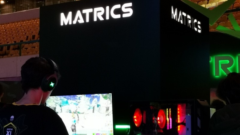 "Matrics é a nova marca de gaming que quer apostar no ""gaming for all"""