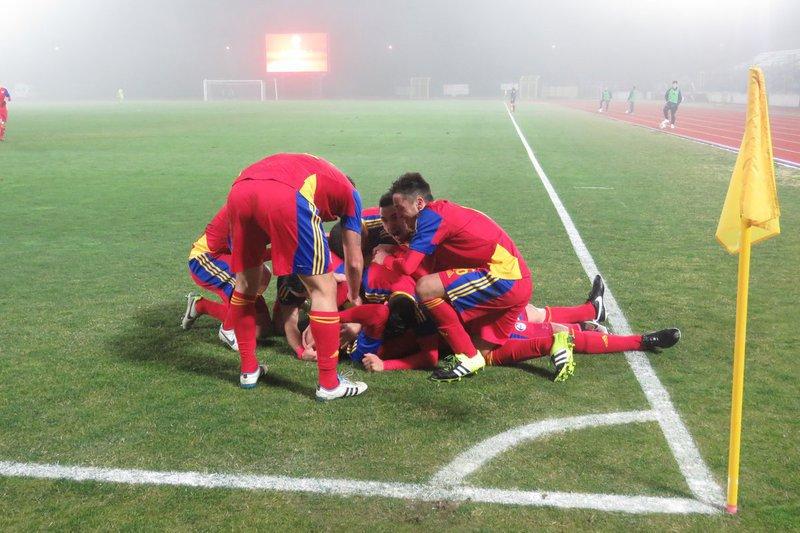 Andorra vence, 86 jogos depois, o amigável mais importante da história