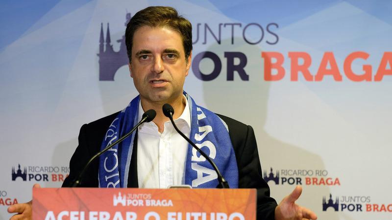 """Cidade Europeia do Desporto vai trazer a Braga um retorno """"muito superior"""" ao investimento"""