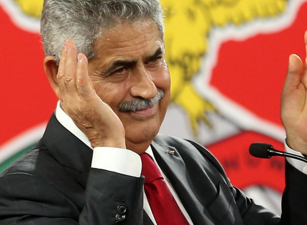 """Luís Filipe Vieira: """"As nossas vitórias são sempre por nós, nunca contra ninguém"""""""