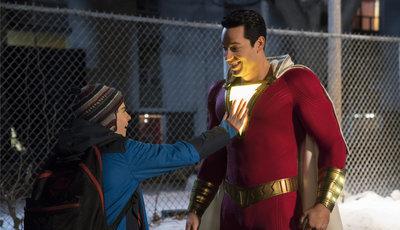 """Zachary Levi diz que sequela de """"Shazam!"""" é para avançar """"o mais cedo possível"""""""