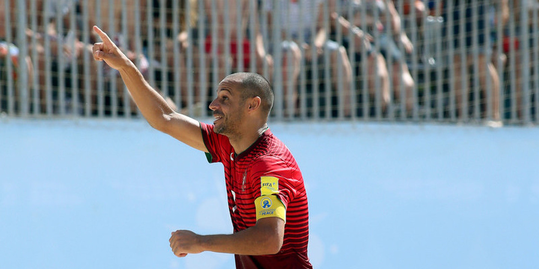 Quinas de Ouro 2018: Mário Narciso e Madjer distinguidos no futebol de praia