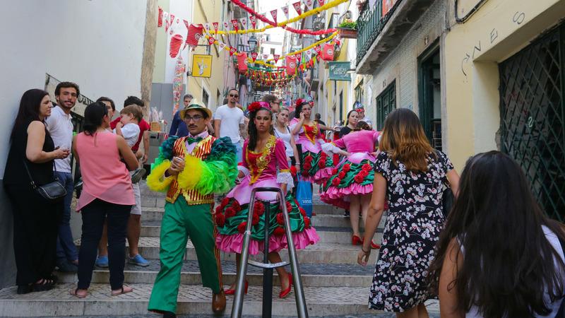 COVID-19: 2020 sem festas populares. Lisboa e Porto cancelam Santo António e São João