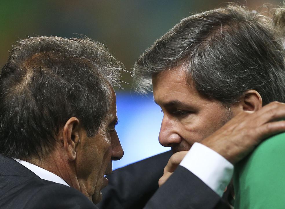 """Bruno de Carvalho: """"Considerar o Octávio Machado um comentador ligado ao nosso clube é uma ofensa inqualificável para o Sporting"""""""