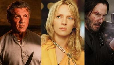 Matam que se fartam: de Rambo a John Wick, os grandes predadores do cinema americano