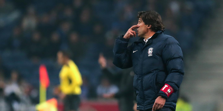 Daniel Ramos rejeita ideia de ser um treinador a prazo