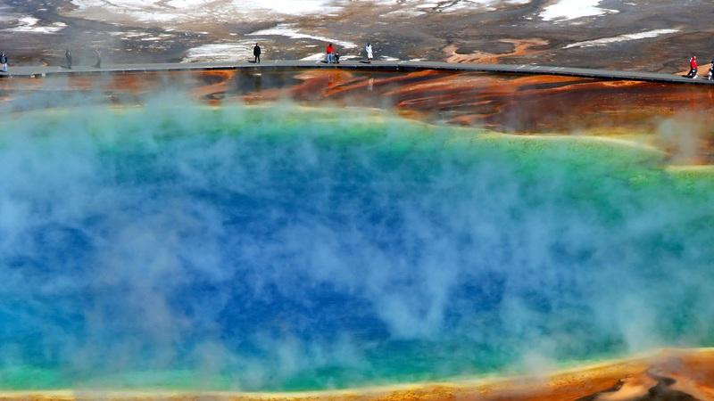 Parque nacional mais antigo dos EUA e do mundo completa 145 anos