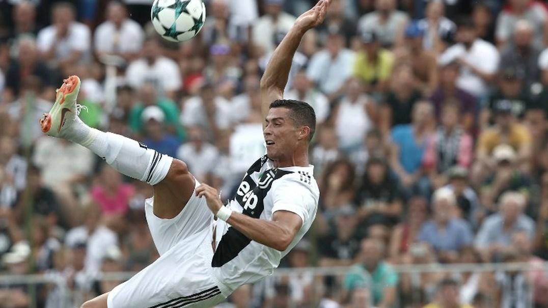 Os melhores momentos de Cristiano Ronaldo no primeiro jogo pela Juventus