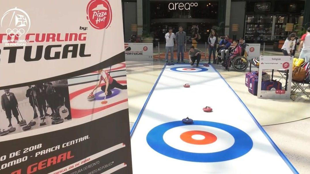 Saiba mais sobre Curling