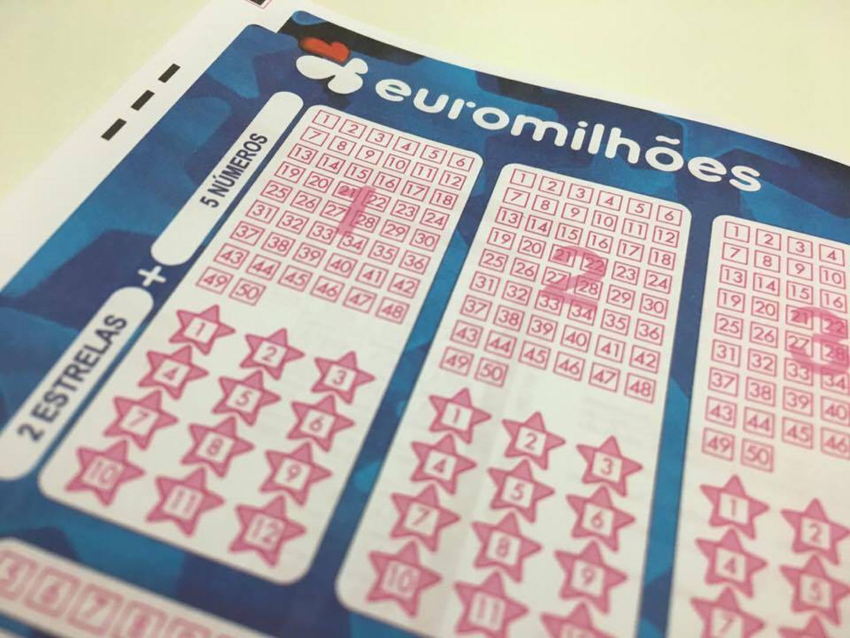 Euromilhões: Veja aqui os números da combinação que vale 116 milhões de euros