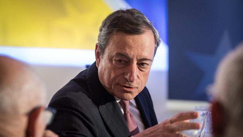Draghi atira Euribor para mínimos históricos