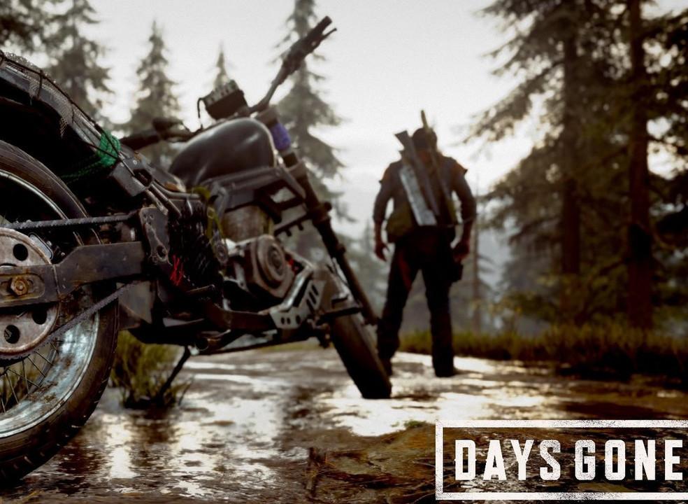 Days Gone é um apocalipse zombie vivido com a alma de um motard