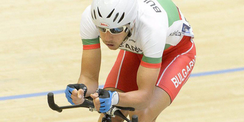 Rui Oliveira em quarto lugar na quarta etapa da Volta a França do Futuro