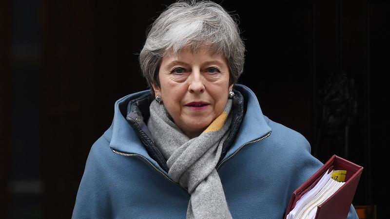 """Theresa May: """"não estou disponível para adiar o Brexit para lá de 30 de junho"""""""