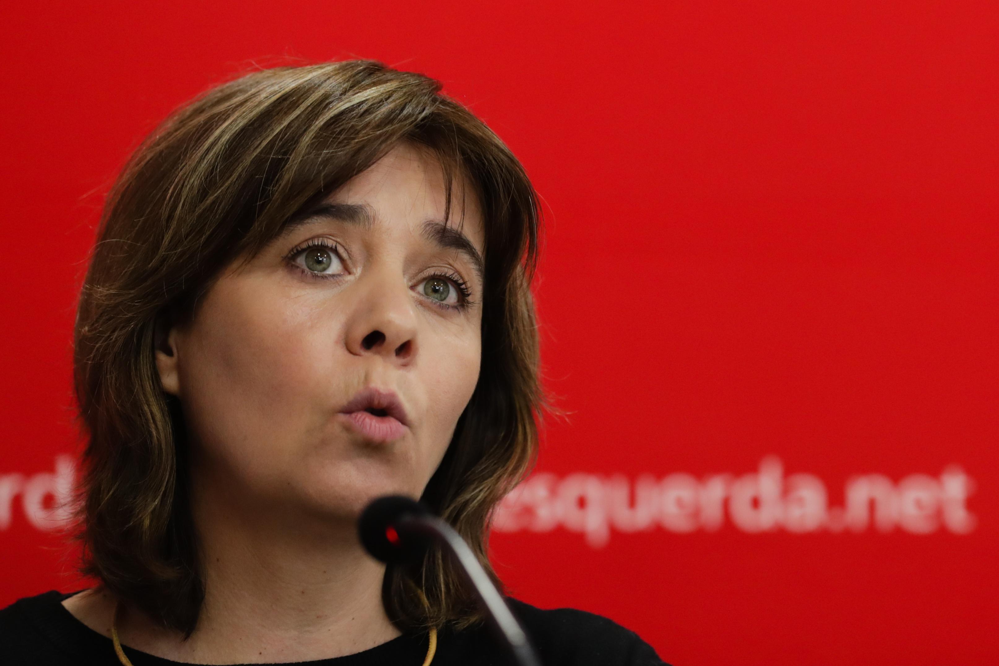 """Catarina Martins sobre Lei das Bases da Saúde: """"Só podemos estar chocados com o caminho do PS"""""""