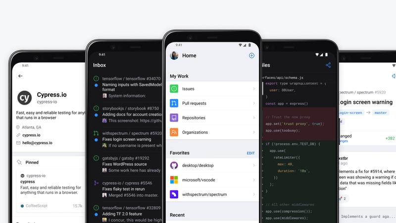 GitHub Mobile promete trazer mais mobilidade e flexibilidade às sessões de programação